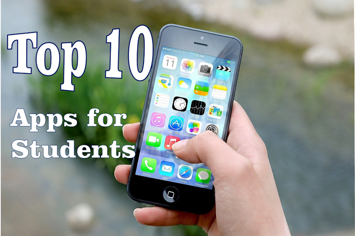 Top 10 Apps For Students (Android and IOS Devices)