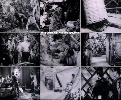 Tarzán y la esclava (1950) | DescargaCineClasico.Net