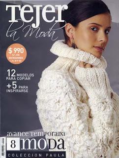 Tejer La Moda Nro. 8