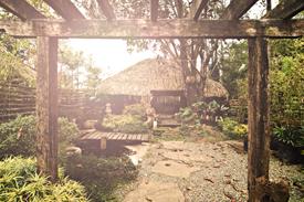 Burnham Park Orchidarium Baguio City