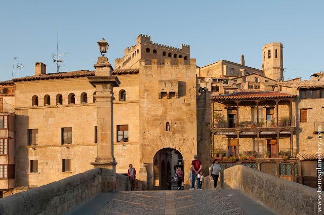 Valderrobres escapada Matarraña Teruel que ver pueblos bonitos