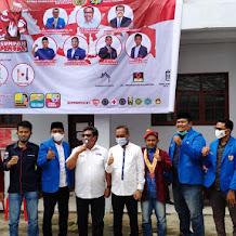 "Peringati Hari Sumpah Pemuda, DPD KNPI Kota Palopo ""Energi Of Harmony""  Gelar Donor Darah"