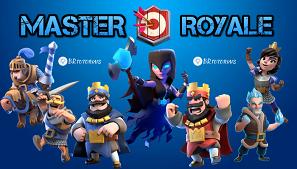 Master Royale - Clash Royale Private Server Modded APK