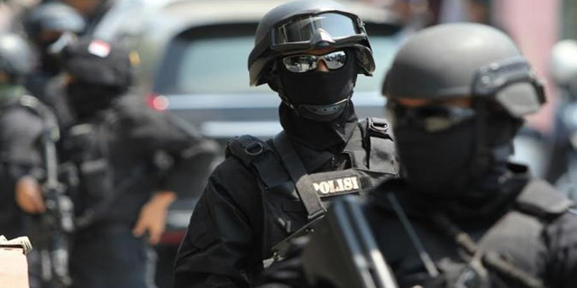 Geger Tim Densus 88 Mengamankan Terduga Teroris di Sumbar