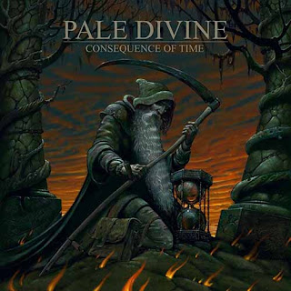"Το album των Pale Divine ""Consequence of Time"""