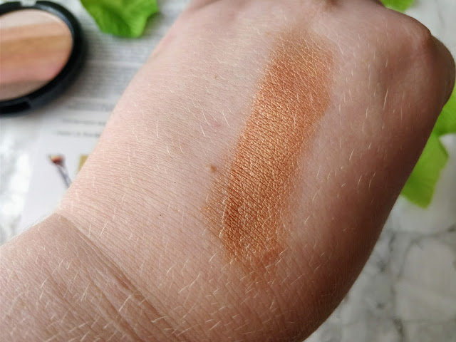 Cougar Beauty Eyeshadow Swatch