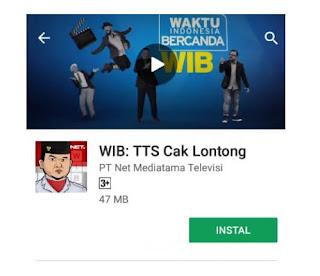 TTS Cak Lontong puzzle