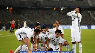 مباراة الزوراء والقوه الجويه  4-4-2018 الدوري العراقي