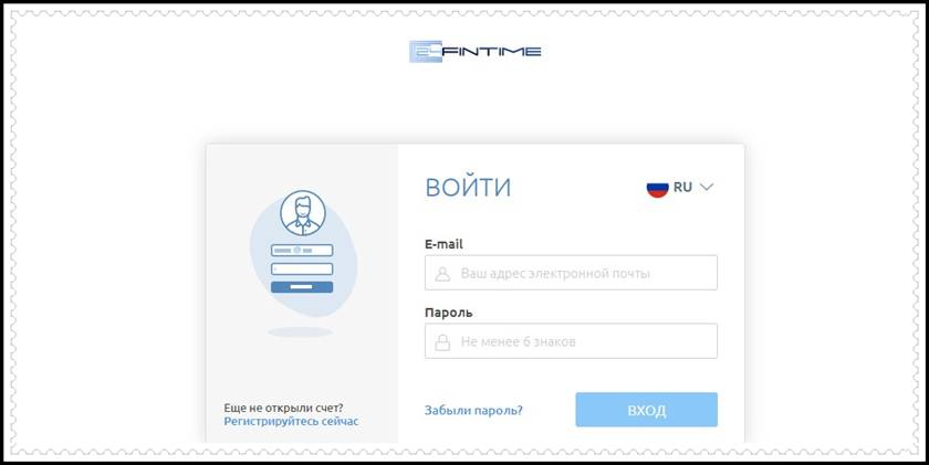 [Форекс мошенник] 24fintime.cc/sign-in – Отзывы? 24 Fin Time