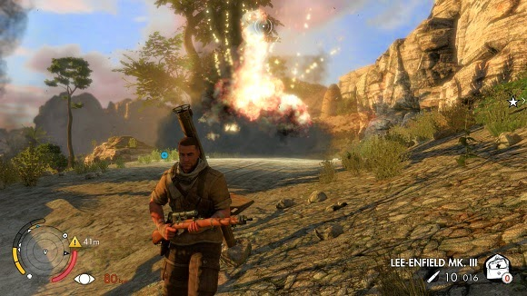 Download Sniper Elite 3 Highly Compressed