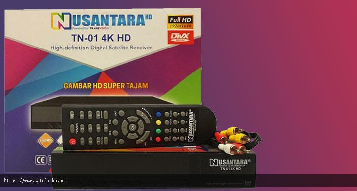 Channel Terbaru Siaran Transvision Nusantara HD