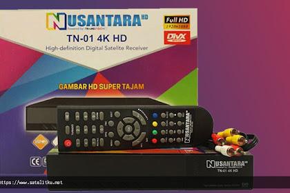 Daftar Channel Terbaru Siaran Transvision Nusantara HD