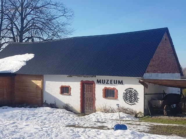 Muzeum Historii Bieszczad(ów) w Czarnej Górnej
