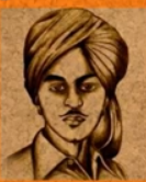 10 lines about Bhagat Singh in Hindi