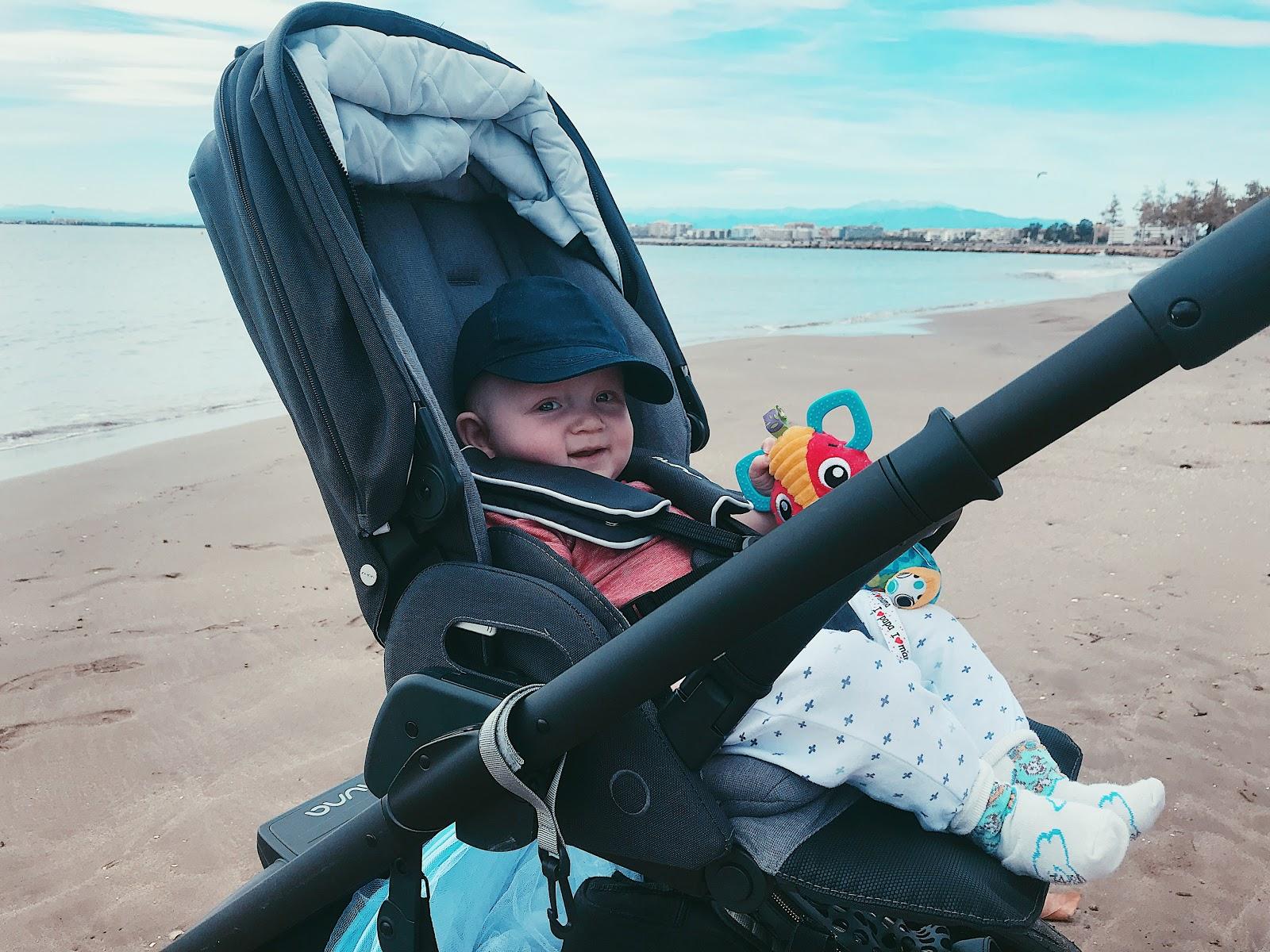 Glamview mijn week in foto's 4 -  strand zoon
