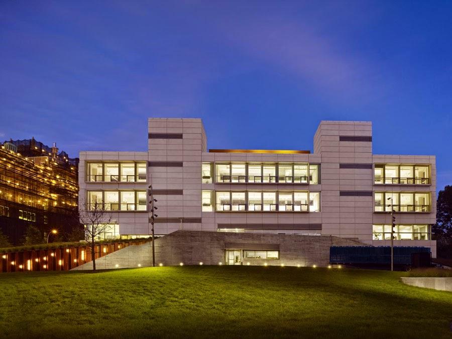 Three Educational Buildings In New York, Texas And Louisiana