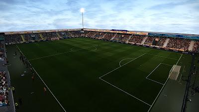 PES 2020 Stadium Estadio Municipal de Anduva