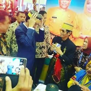 Presiden :  Songkok To Bone Harus Dilestarikan