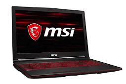 Msi Gl63 8sc: Laptop Gaming Dengan Harga Bersahabat