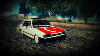 Türk Bayraklı Doğan SLX