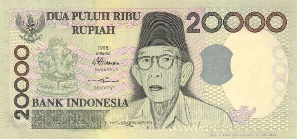 दुनियां का सबसे बड़ा मुस्लिम देश, जिसके नोट पर है भगवान गणेश की मूर्ति