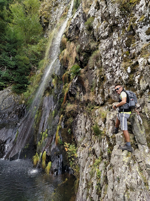 cascata waterfall