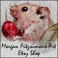 Morgan Fitzsimons Art Etsy Shop