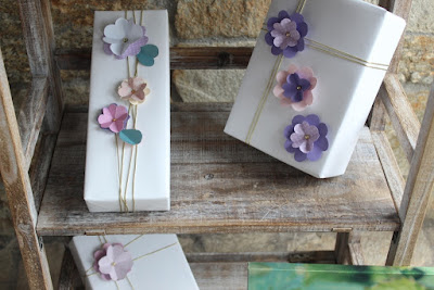 motivos florales para packaging