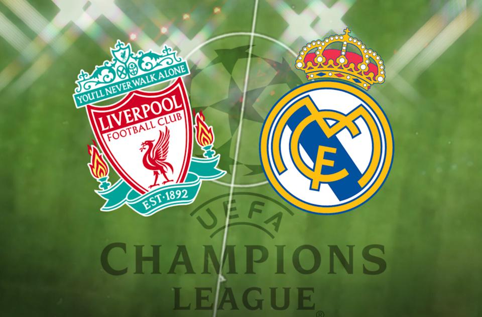 بث مباشر مباراة ريال مدريد وليفربول