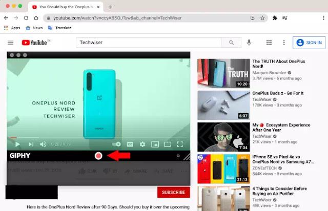 Cara Membuat GIF dari Video YouTube di HP dan PC-5