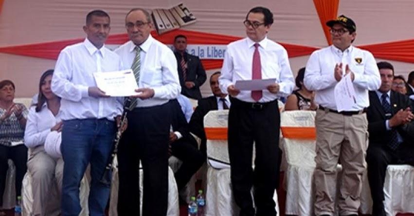 Con educación se puede rehabilitar a una persona que ha delinquido, sostuvo el Ministro de Educación Idel Vexler - www.minedu.gob.pe - www.minedu.gob.pe