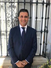 David Mangas, pregonero de la Semana Santa de San Roque 2020