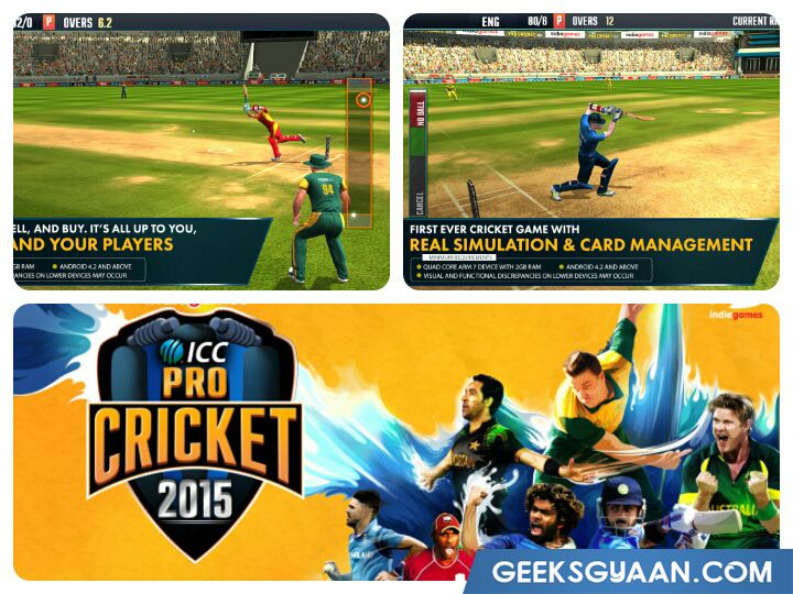 best ICC Pro Cricket game for android