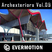 Evermotion Archexteriors vol.09 室外3D模型第9季下載