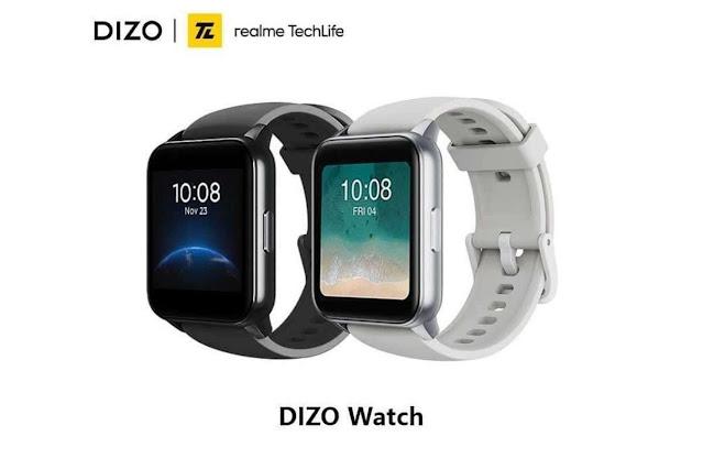 Realme TechLife Dizo Watch review