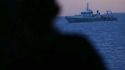 Benturan 2 Kapal Saat Evakuasi Korban Sriwijaya Air Berujung Sobekan