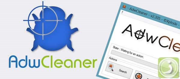تحميل برنامج AdwCleaner لازاله الاعلانات