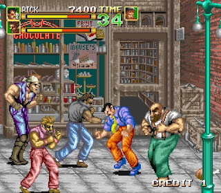 64th Street - A Detective Story (Beat 'em up)