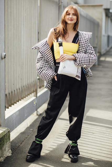 Стильный образ модные брюки 2-2