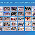 Monthly Kpop Top 10 Groups(March)