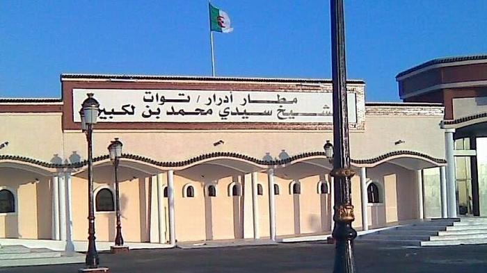 مطار توات - شيخ سيدي محمد بلكبير أو مطار أدرار Touat-Cheikh Sidi Mohamed Belkebir Airport
