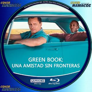 CARATULA - GREEN BOOK: UNA AMISTAD SIN FRONTERAS - LIBRO VERDE - GREEN BOOK