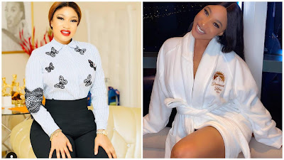 'Discovered I Was Married To A Bisexual And I Walked Out - Tonto Dikeh
