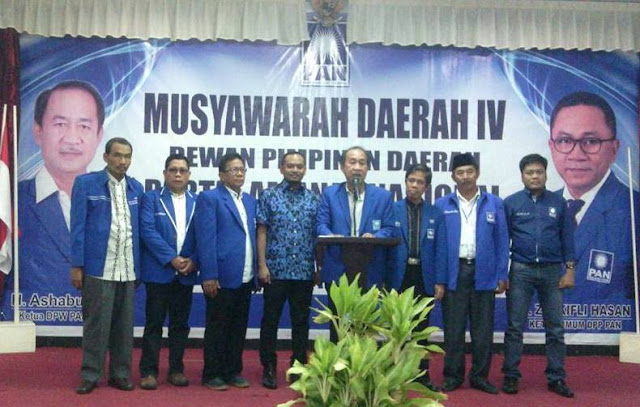 Nama Ahyar dan Bakri Tahir tak Masuk Formatur DPD PAN Palopo