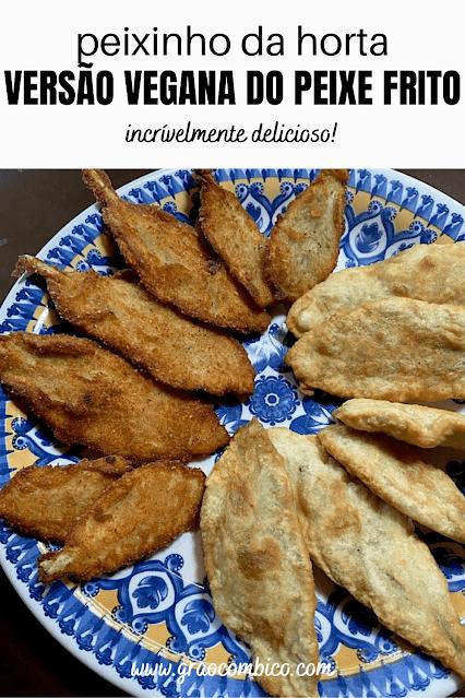 Peixinho da horta frito