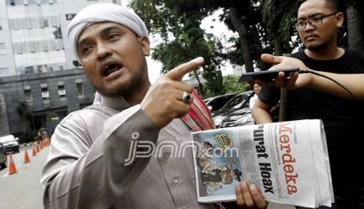 Novel Bamukmin: Jokowi bukan Peserta Aksi 212, tapi..