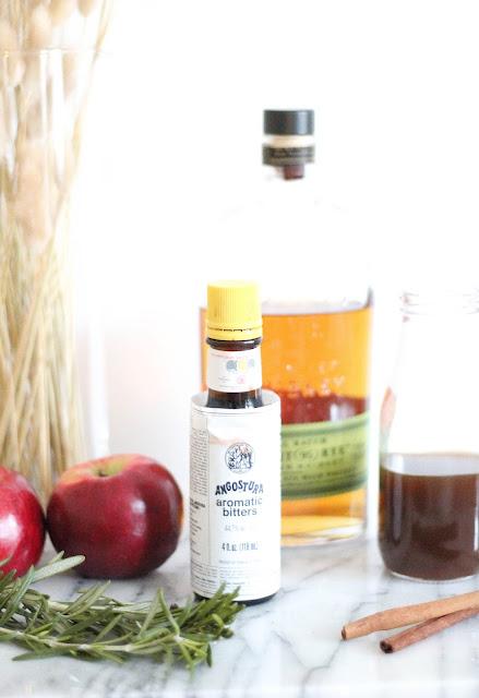 Apple Cider Old Fashioned