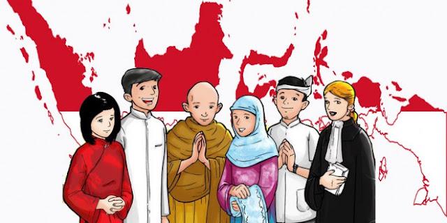 Meneladani Toleransi Muslim di Bali Pasca Peristiwa Demo Berjilid-jilid di Ibukota