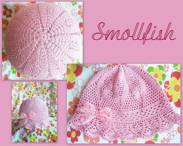 Sombrero Panamá / Patrones crochet | Patrones para Crochet