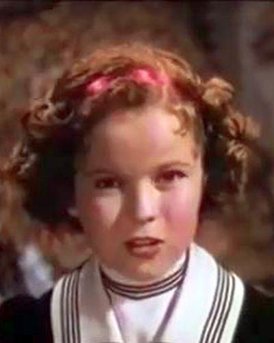 Sara Crewe little princess Captain's daughter (Shirley Temple)